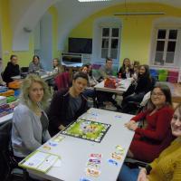 Młodzież z Brennej przyjęła nasze zaproszenie )))